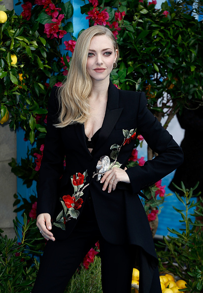 "Amanda Seyfried「""Mamma Mia! Here We Go Again"" - UK Premiere - Red Carpet Arrivals」:写真・画像(8)[壁紙.com]"