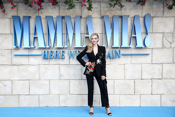 "Mamma Mia Here We Go Again「""Mamma Mia! Here We Go Again"" - UK Premiere - Red Carpet Arrivals」:写真・画像(15)[壁紙.com]"