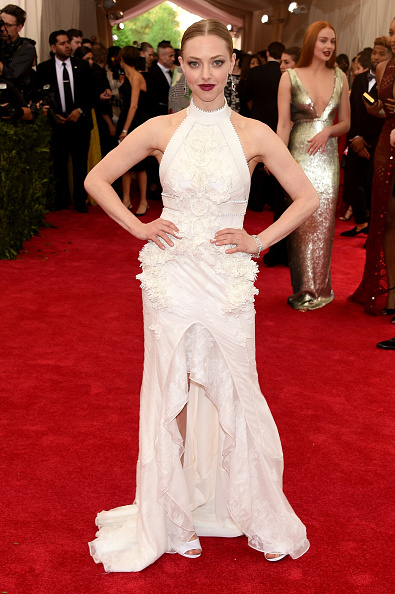 "Amanda Seyfried「""China: Through The Looking Glass"" Costume Institute Benefit Gala - Arrivals」:写真・画像(3)[壁紙.com]"