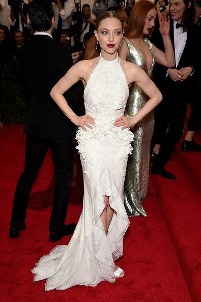 "Amanda Seyfried「""China: Through The Looking Glass"" Costume Institute Benefit Gala - Arrivals」:写真・画像(17)[壁紙.com]"