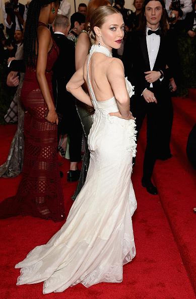 "Amanda Seyfried「""China: Through The Looking Glass"" Costume Institute Benefit Gala - Arrivals」:写真・画像(10)[壁紙.com]"