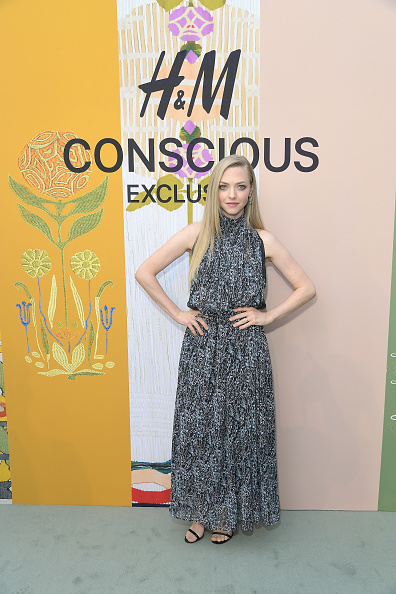 Amanda Seyfried「H&M Celebrates 2018 Conscious Exclusive collection」:写真・画像(3)[壁紙.com]