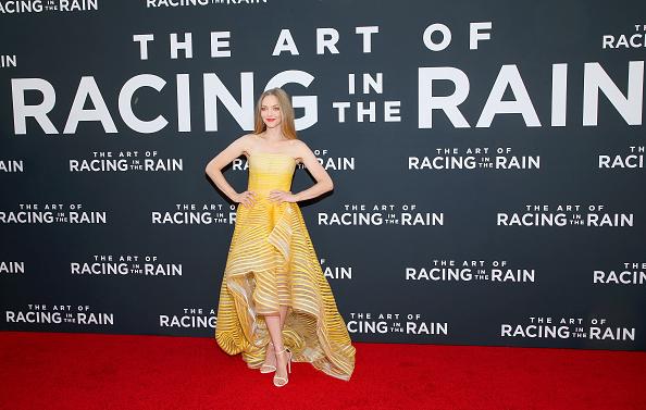 "El Capitan Theatre「Premiere Of 20th Century Fox's ""The Art Of Racing In The Rain"" - Arrivals」:写真・画像(19)[壁紙.com]"