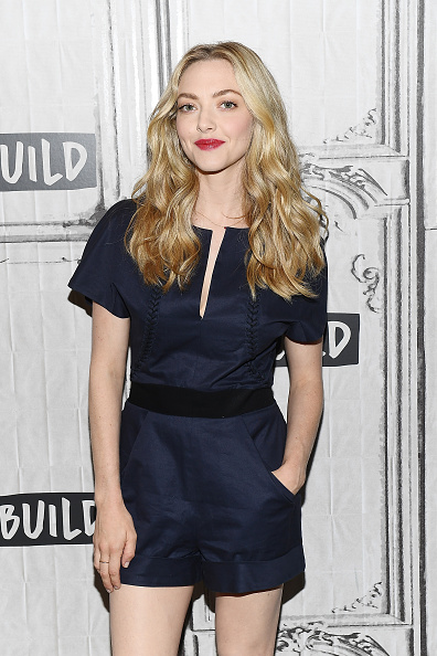 Amanda Seyfried「Celebrities Visit Build - July 19, 2018」:写真・画像(6)[壁紙.com]