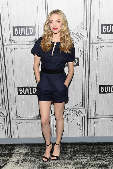 Amanda Seyfried「Celebrities Visit Build - July 19, 2018」:写真・画像(16)[壁紙.com]