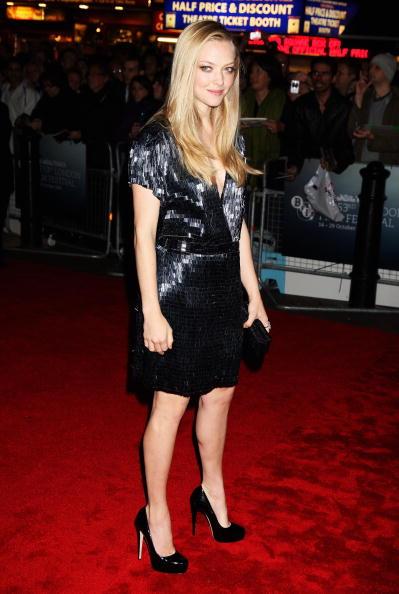 Amanda Seyfried「Chloe - Red Carpet: The Times BFI 53rd London Film Festival」:写真・画像(7)[壁紙.com]