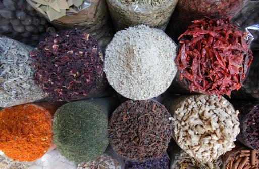 Market Stall「Spice souq in Dubai」:スマホ壁紙(8)