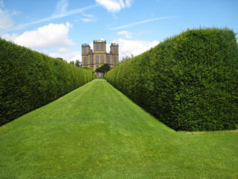 Derbyshire「Hardwick Hall, Derbyshire, England」:スマホ壁紙(7)