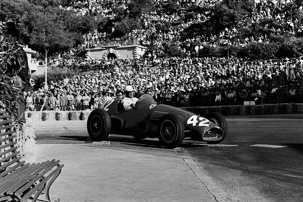 Giuseppe Farina「Nino Farina, Grand Prix Of Monaco」:写真・画像(9)[壁紙.com]