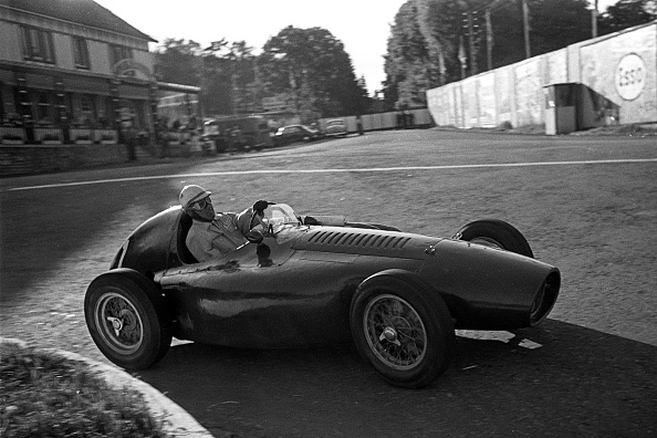 Giuseppe Farina「Nino Farina, Grand Prix Of Belgium」:写真・画像(11)[壁紙.com]