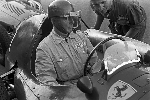 Giuseppe Farina「Nino Farina, Grand Prix Of Belgium」:写真・画像(12)[壁紙.com]