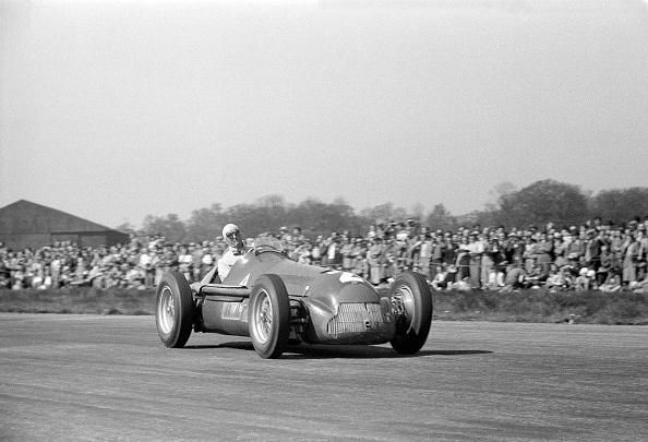 1950~1959年「Farina At Silverstone」:写真・画像(6)[壁紙.com]