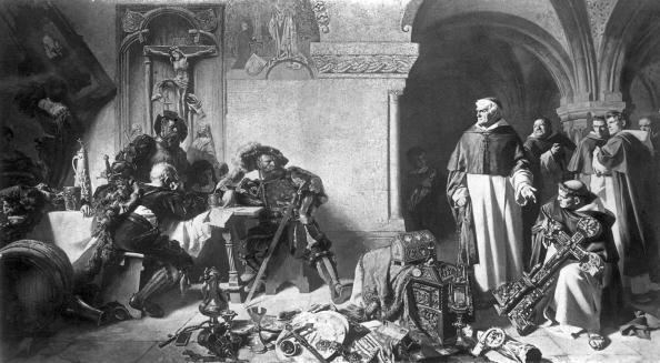 Monastery「Reformation Plunder」:写真・画像(14)[壁紙.com]