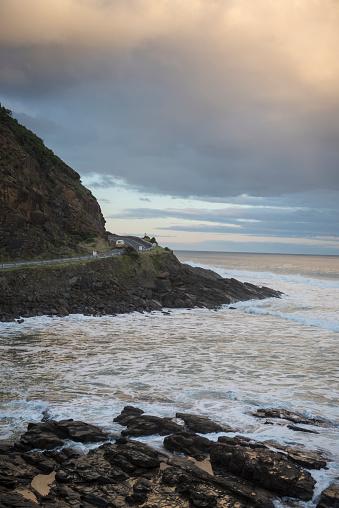 Freedom「Driving Australia's Great Ocean Road」:スマホ壁紙(16)