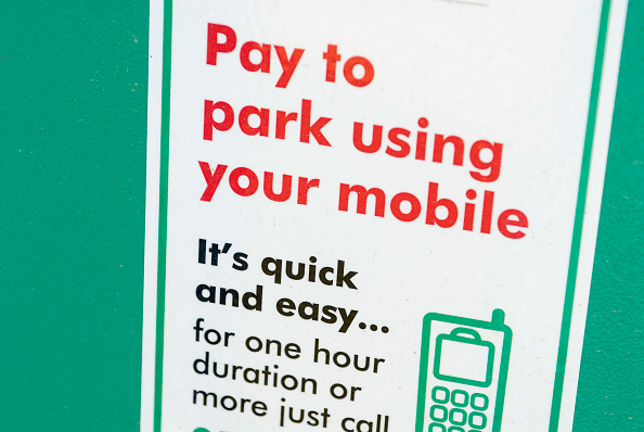 Convenience「Pay to park using your phone, High Wycombe, UK」:写真・画像(4)[壁紙.com]