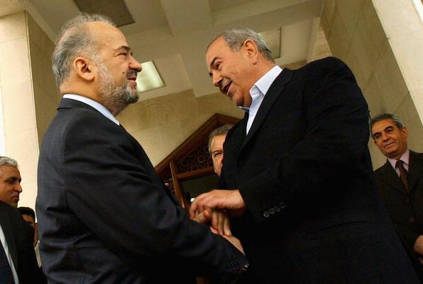 Ayad Allawi「Allawi Meets With Interim Vice President」:写真・画像(10)[壁紙.com]
