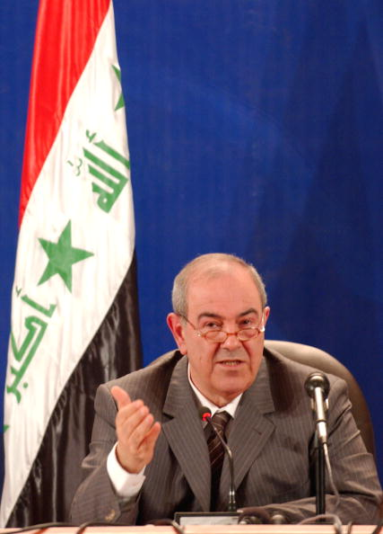 Sadr City「Iraqi PM Meets Tribal Leaders From Sadr City」:写真・画像(4)[壁紙.com]
