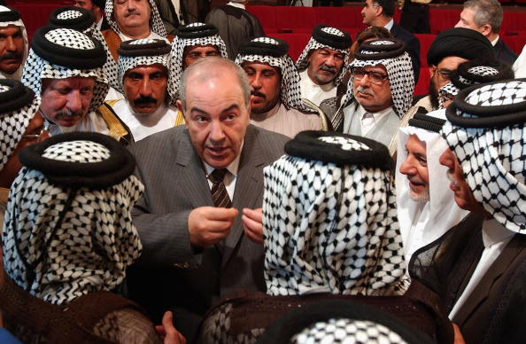 Sadr City「PM Allawi Meets Tribal Elders From Sadr」:写真・画像(6)[壁紙.com]