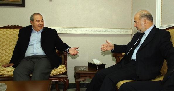 Ayad Allawi「Allawi Meets With Interim Vice President」:写真・画像(11)[壁紙.com]