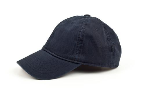 帽子「Denim hat on studio shot」:スマホ壁紙(12)