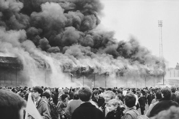 Stadium「Bradford City Fire」:写真・画像(3)[壁紙.com]