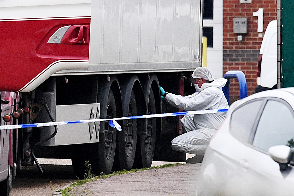 Essex - England「39 Bodies Discovered In Lorry In Thurrock」:写真・画像(15)[壁紙.com]