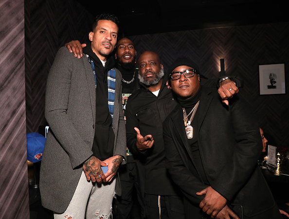 Matt Barnes「The Compound and Luxury Watchmaker Roger Dubuis Hosts NBA All-Star Dinner」:写真・画像(6)[壁紙.com]