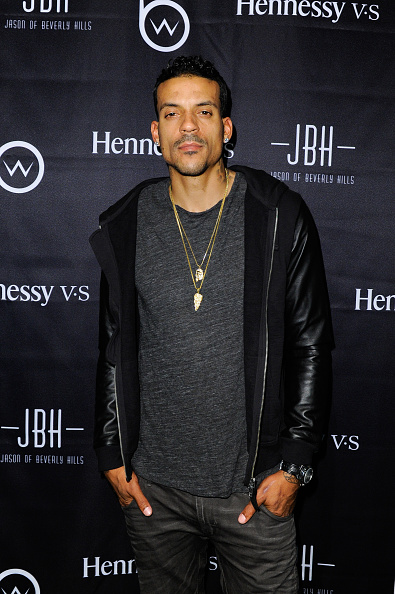 Matt Barnes「Hennessy V.S Presents Brandon Williams' Simple Is Perfect Capsule Collection Launch」:写真・画像(0)[壁紙.com]