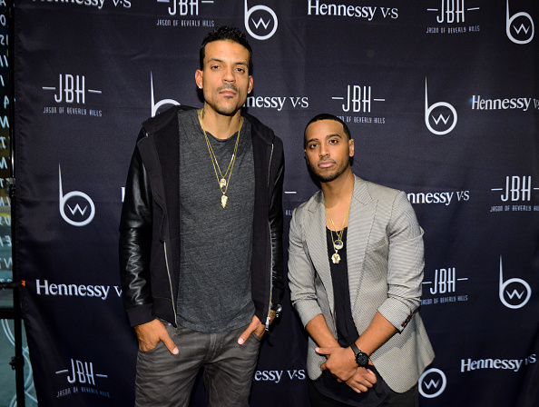 Matt Barnes「Hennessy V.S Presents Brandon Williams' Simple Is Perfect Capsule Collection Launch」:写真・画像(16)[壁紙.com]