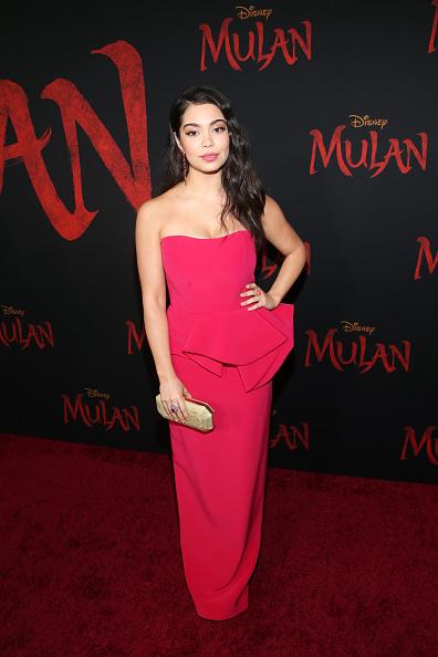 "Gold Purse「Los Angeles World Premiere Of Disney's ""Mulan""」:写真・画像(4)[壁紙.com]"