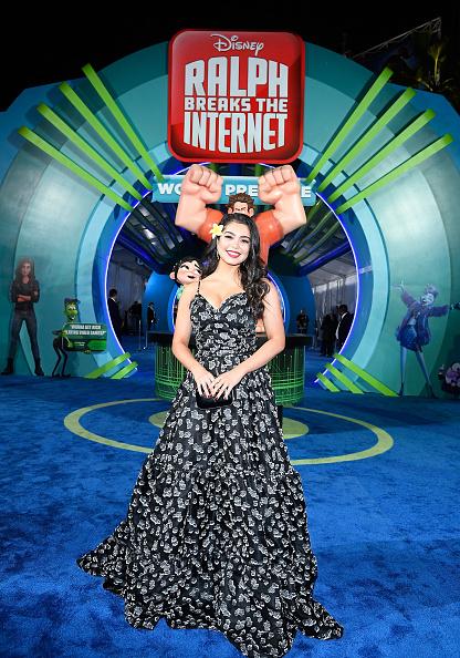 "El Capitan Theatre「Premiere Of Disney's ""Ralph Breaks The Internet"" - Red Carpet」:写真・画像(19)[壁紙.com]"