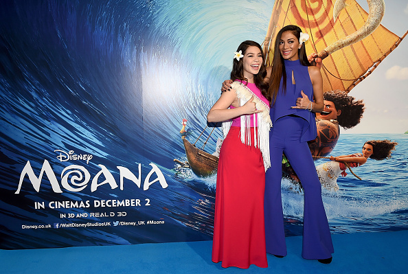 "Disney「UK Gala Screening of Disney's ""MOANA""」:写真・画像(12)[壁紙.com]"