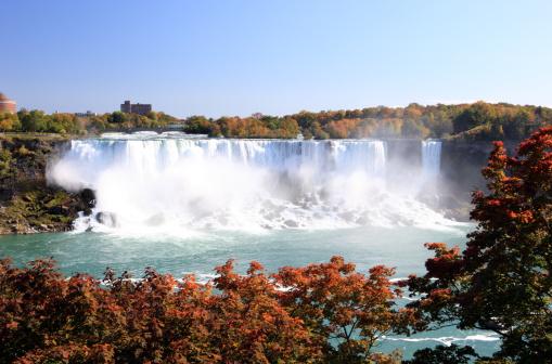 American Falls「American Falls at Niagara Falls」:スマホ壁紙(13)