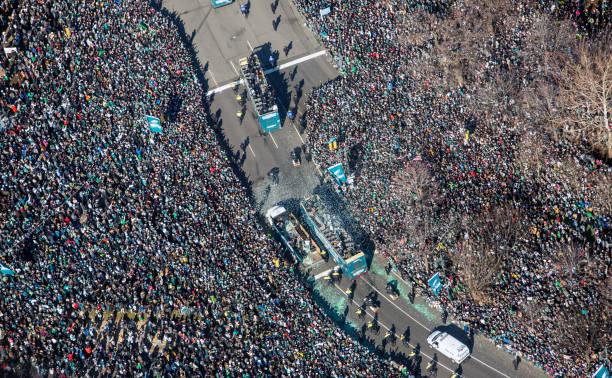 Super Bowl LII - Philadelphia Eagles Victory Parade:ニュース(壁紙.com)