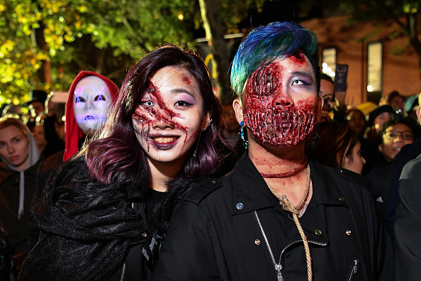 Dia Dipasupil「44th Annual Village Halloween Parade」:写真・画像(16)[壁紙.com]