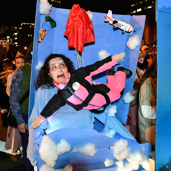 Dia Dipasupil「44th Annual Village Halloween Parade」:写真・画像(15)[壁紙.com]