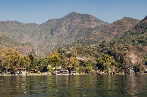 Lake Atitlan「San Marco village」:スマホ壁紙(7)
