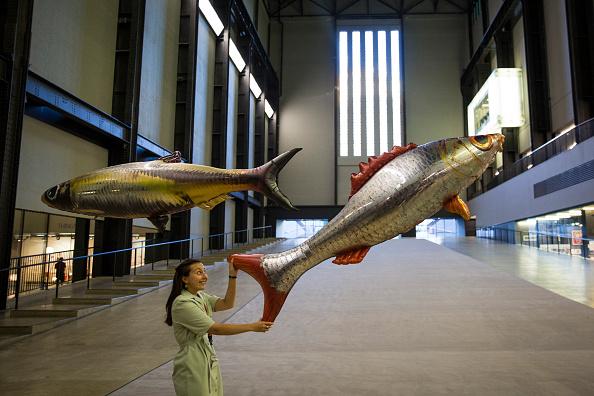 アート「The Tate Modern Opens Hyundai Commission by Philippe Parreno」:写真・画像(8)[壁紙.com]