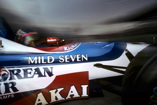 Japanese Formula One Grand Prix「Jean Alesi, Grand Prix Of Japan」:写真・画像(12)[壁紙.com]