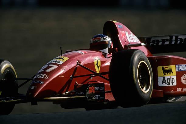 Formula One Grand Prix「Jean Alesi, Grand Prix Of Pacific」:写真・画像(12)[壁紙.com]