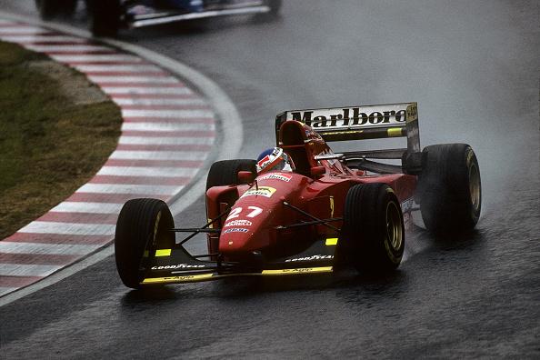 Japanese Formula One Grand Prix「Jean Alesi, Grand Prix Of Japan」:写真・画像(15)[壁紙.com]