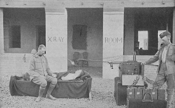 Bedroom「'Major Battersby and his Orderly taking a Radiograph in the Soudan', c1890, (1910)」:写真・画像(19)[壁紙.com]