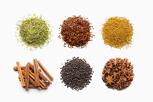 Choice「Six piles of seasoning」:スマホ壁紙(6)