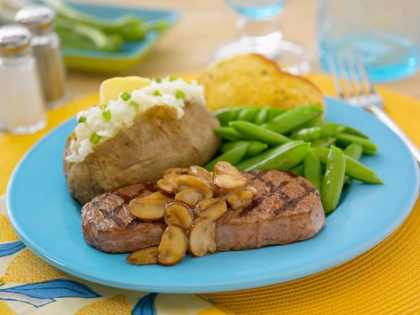Steak meal:スマホ壁紙(壁紙.com)
