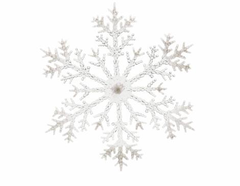 雪の結晶「スノーフレーク」:スマホ壁紙(8)