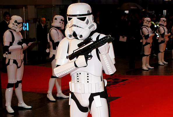 "Single Object「""Star Wars Episode III: Revenge Of The Sith"" UK Premiere」:写真・画像(18)[壁紙.com]"
