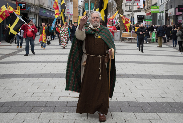 Day「St David's Day Celebrations Take Place In Cardiff」:写真・画像(17)[壁紙.com]