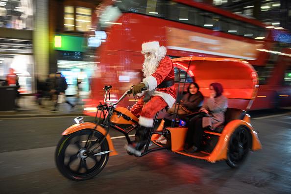 Transportation「London At Christmas」:写真・画像(4)[壁紙.com]