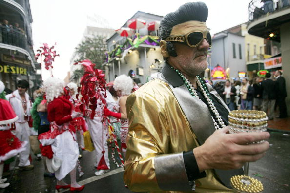 Recovery「New Orleans Celebrates Its First Mardi Gras Since Hurricane Katrina」:写真・画像(6)[壁紙.com]