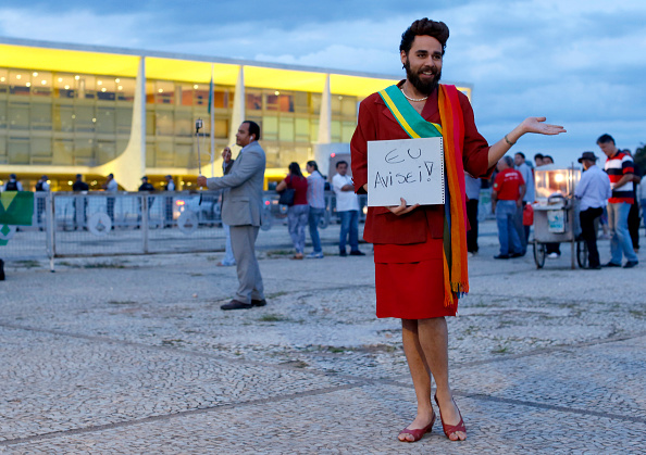 Brasilia「Brazilian President Temer Addresses Alleged Obstruction Of Justice Charges」:写真・画像(14)[壁紙.com]